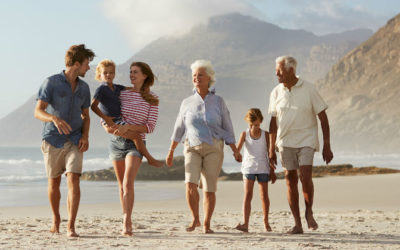 8 tips for a successful multi-generational holiday